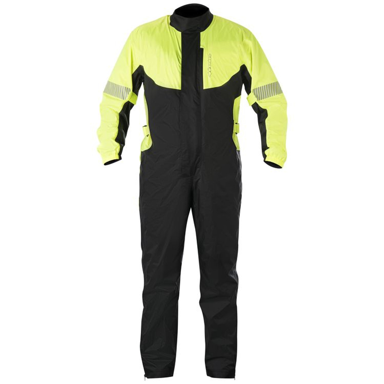 Alpinestars HURRICANE Motorcycle Rain Jacket Flo Yellow//Black Choose Size
