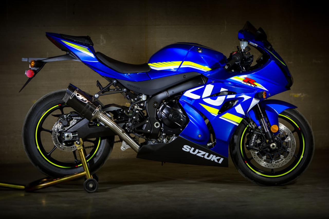 Puig Racing Screen Suzuki GSX-R1000 17-20 C//Black