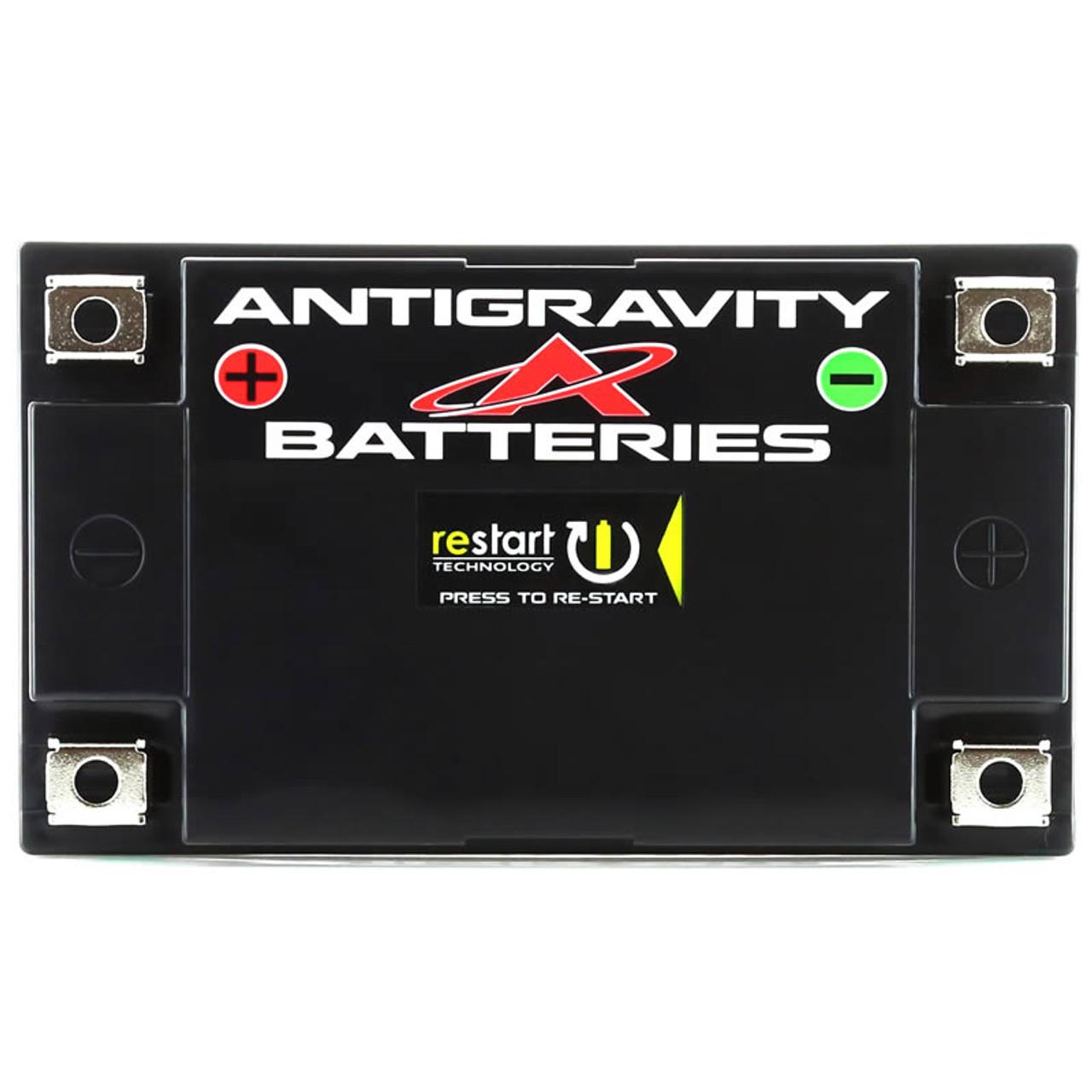 Antigravity ATX12-HD 480 RE-START Battery For Sportster