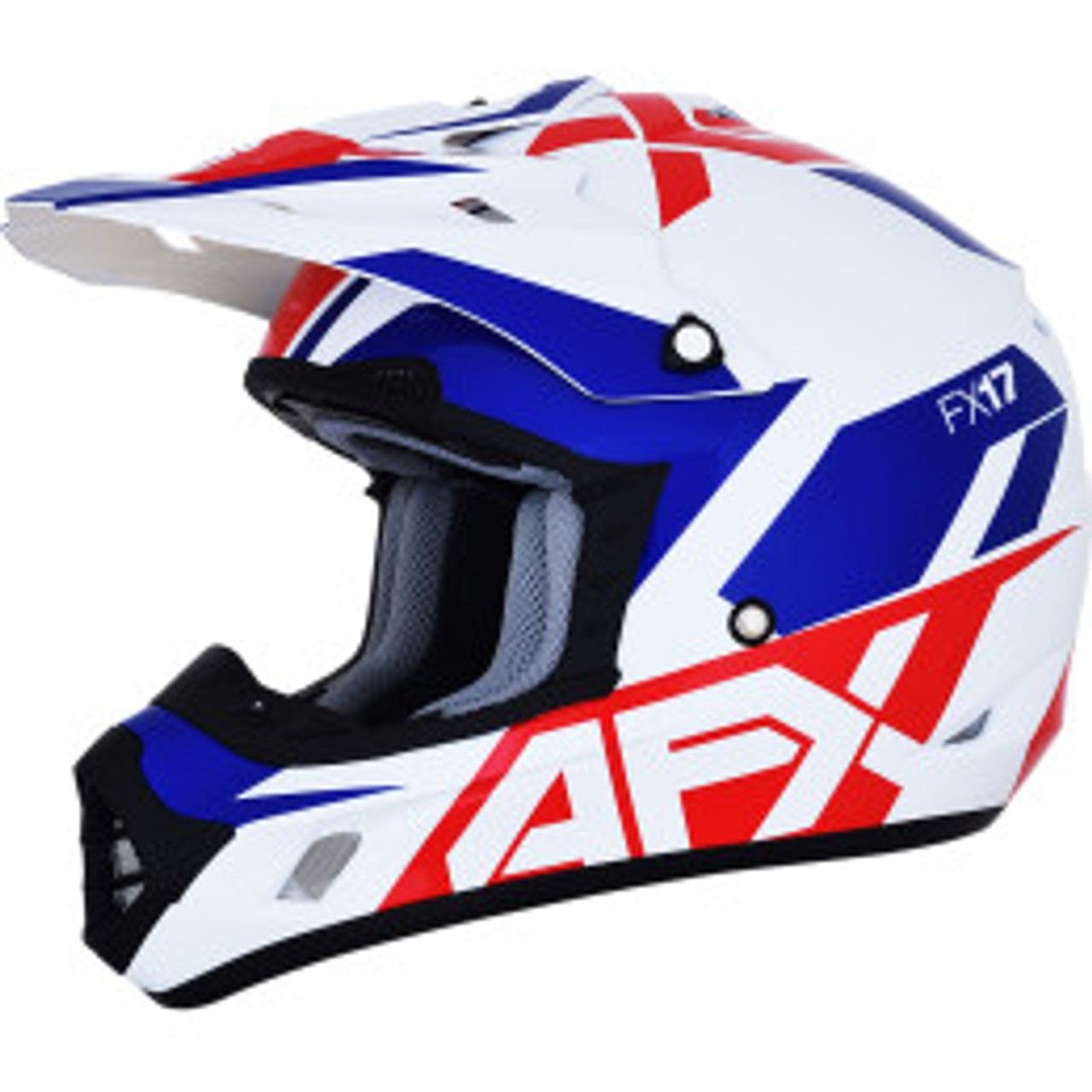 AFX FX 17 Motorcycle Helmet Replacement Liner Multi L