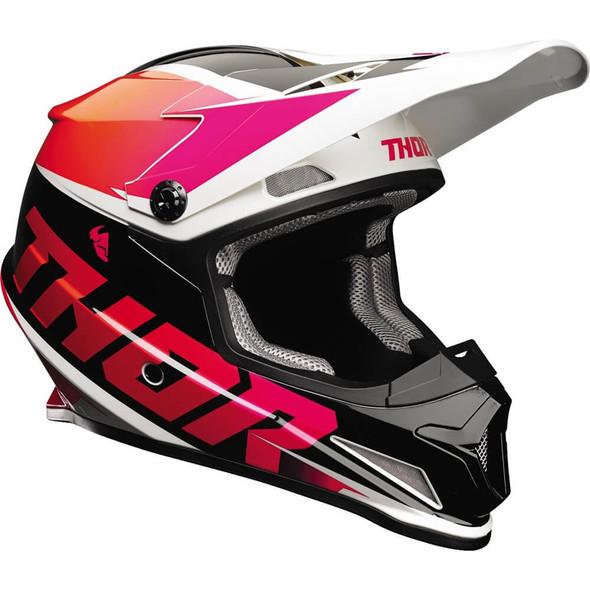 Thor Sector Helmet - Fader