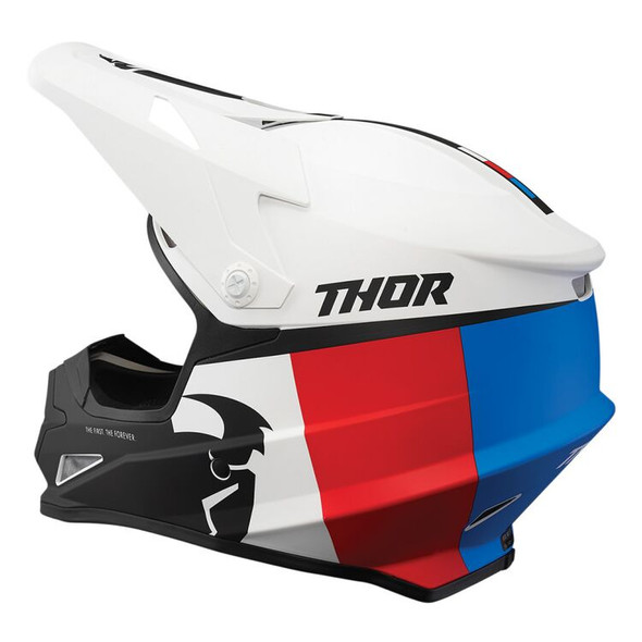 Thor Sector Youth Helmet - Racer