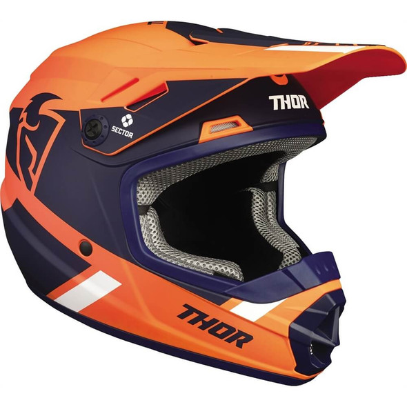 Thor Sector Youth Helmet - Split MIPS