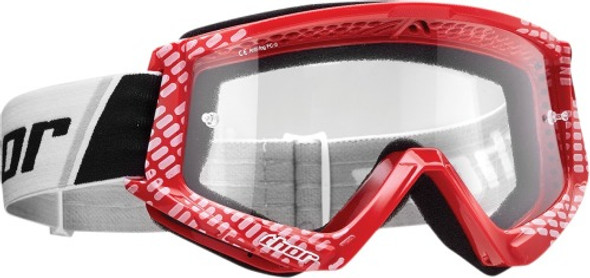 Thor Combat Cap Youth Goggles