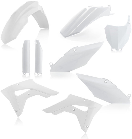 Acerbis Plastic Kit: 17-18 Honda CRF450RX