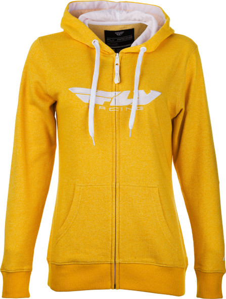 Fly Racing Corporate Women's Zip Up Hoodie