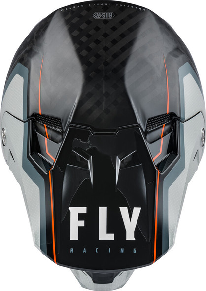 Fly Racing Formula Youth Large Helmet - Carbon Axon