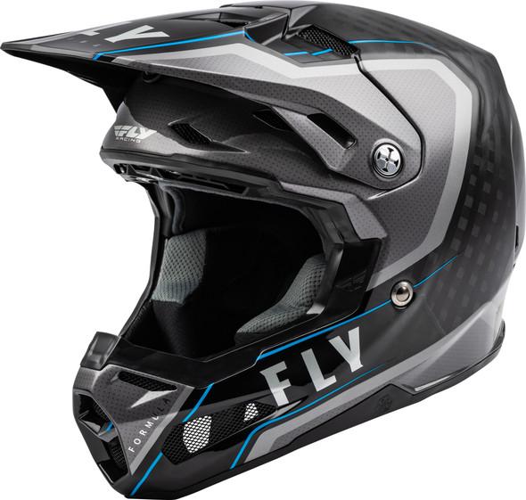 Fly Racing Formula Helmet - Carbon Axon