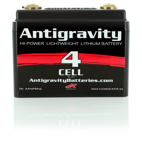 Antigravity Batteries Lithium Battery - AG-401 - 120 CA