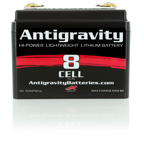 Antigravity Batteries Lithium Battery - AG-801 - 240 CA