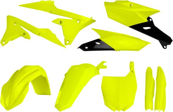 Acerbis Plastic Kit: 14-18 Yamaha YZ250F/YZ450F