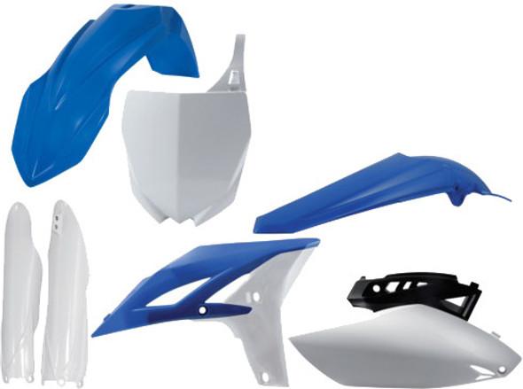 Acerbis Plastic Kit: 10-13 Yamaha YZ250F