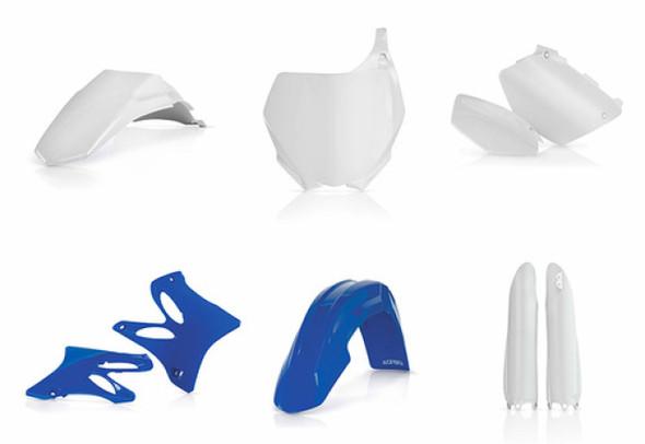Acerbis Plastic Kit: 08-14 Yamaha YZ125/YZ250