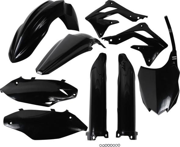 Acerbis Plastic Kit: 13-15 Kawasaki KX450F