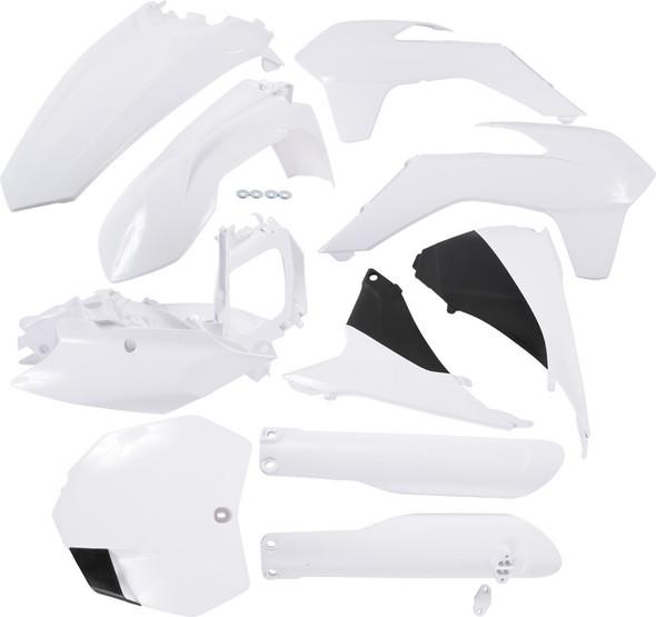 Acerbis Plastic Kit: 15-16 KTM 125cc to 450cc (SX/XC/SX-F/XC-F Models)
