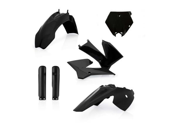 Acerbis Plastic Kit: 03-11 KTM 85SX/105SX
