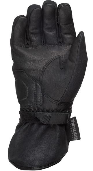 Highway 21 Black Rose Women's Gloves