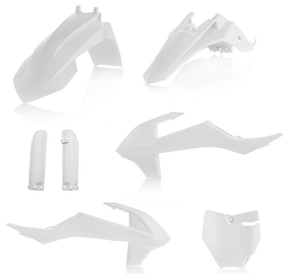 Acerbis Plastic Kit: 16-18 KTM 65SX