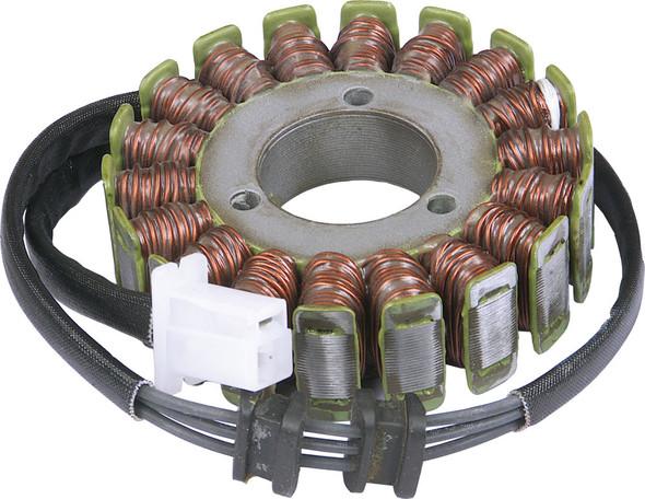Rick's Motorsport OEM Style Stator: 86-00 Yamaha XV750/XV1100 Virago Models - PN: 21-401