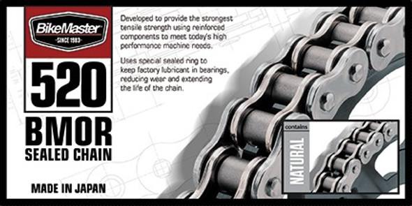 Bikemaster BMOR Series 520 Sealed Chain