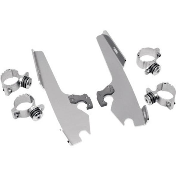 Memphis Shades Fats/Slims/Batwing Fairing Trigger-Lock Mounting Hardware Kit - MEB8968/MEM8968