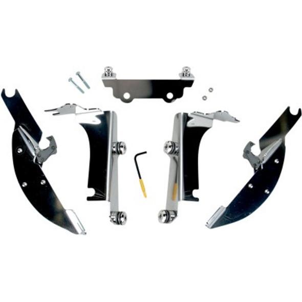 Memphis Shades Batwing Fairing Trigger-Lock Mounting Hardware Kit - MEK1923/MEK1924
