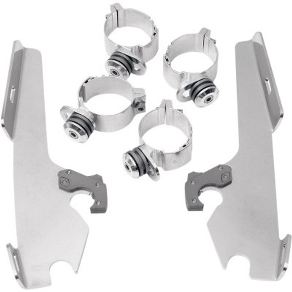 Memphis Shades Fats/Slims/Batwing Fairing Trigger-Lock Mounting Hardware Kit - MEM8977/MEB8977