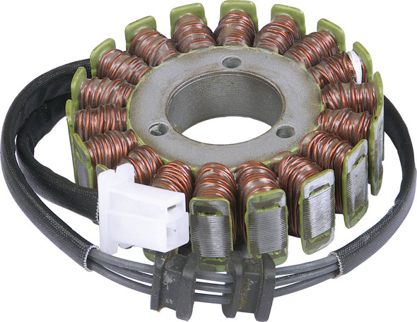 Rick's Motorsport OEM Style Stator: 99-04 Yamaha XV1600/17A  Models - PN: 21-414H