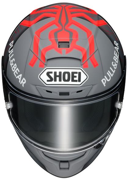 Shoei X-14 Helmet - Marquez Black Concept 2 T1