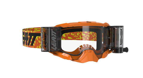 Leatt Velocity 5.5 Roll-Off Goggles