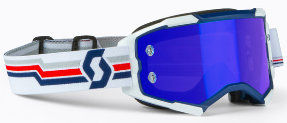 Scott Fury Goggles