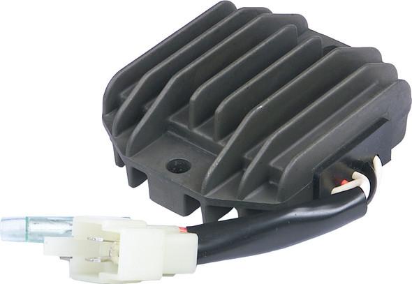Ricks Motorsport OEM Style Rectifier-Regulator: 88-91 Honda NT 650 Models - PN: 10-123
