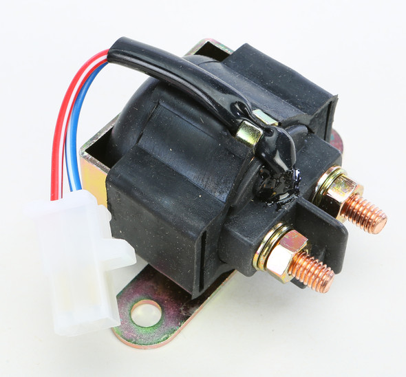 Ricks Motorsport Starter Solenoid Switch: 83-17 Suzuki DR/GR/GS/GV/VS/VX Models - PN: 65-302
