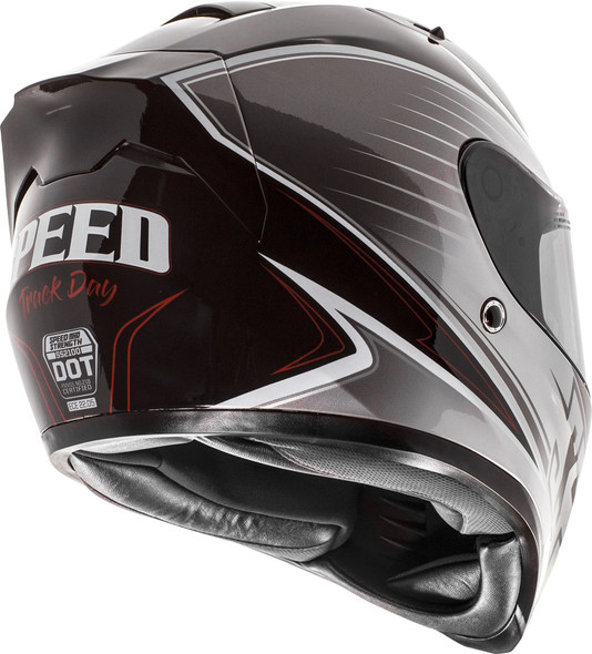 Speed and Strength SS2100 Helmet - Track Day