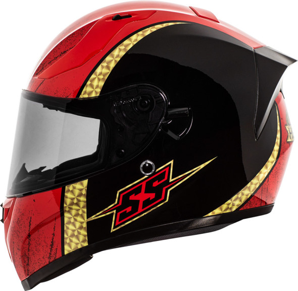 Speed and Strength SS2100 Helmet - Heretic