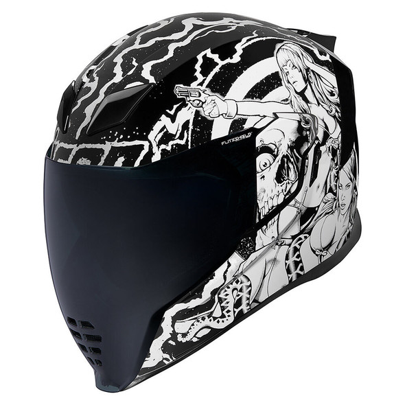 Icon Airflite Helmet - Pleasuredome