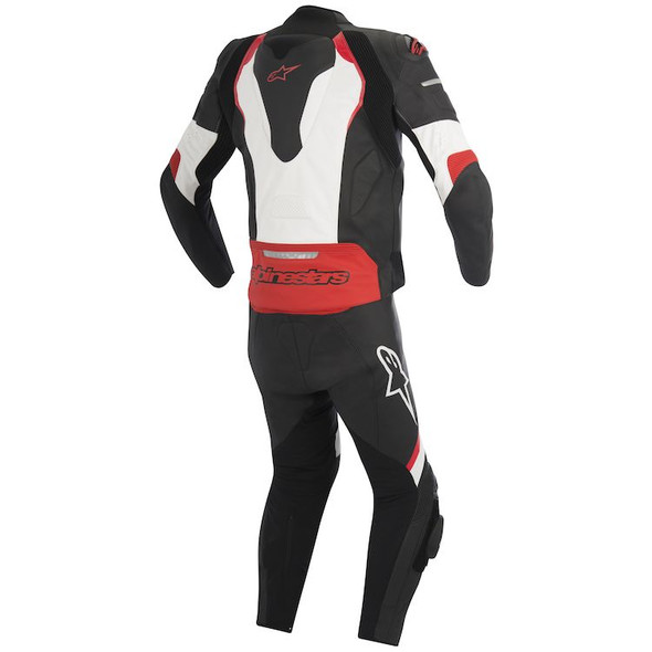 Alpinestars GP Pro 2 Piece Leather Suit - Black/White/Red - EU 58