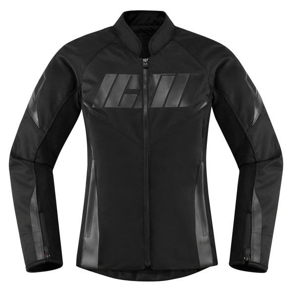 Icon Hooligan Woman's Textile Jacket