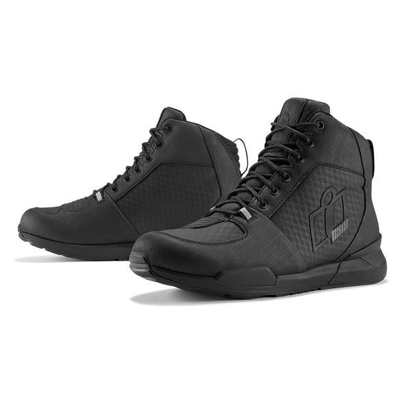Icon Tarmac WP Riding Shoes