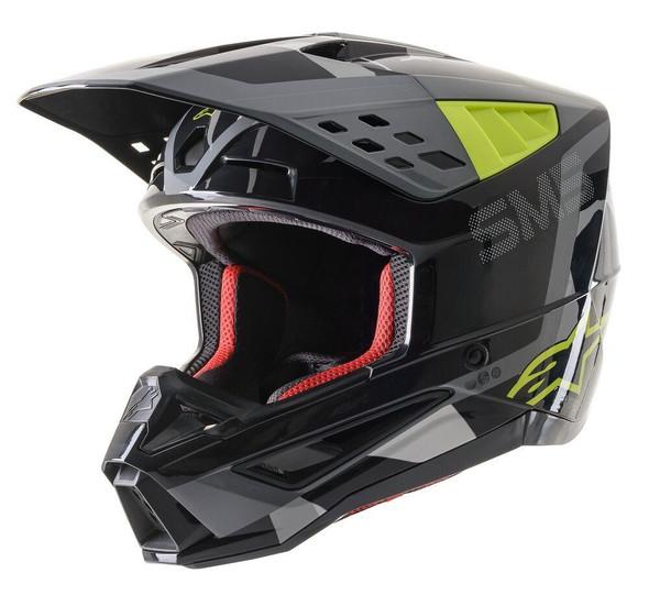 Alpinestars Supertech M5 Helmet - Rover