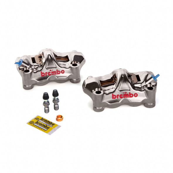 Brembo 130mm GP4-RX Radial Billet Caliper Kit