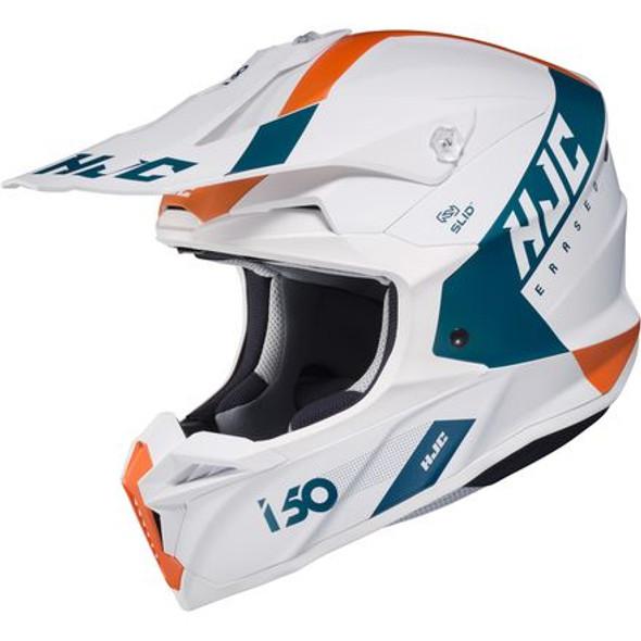 HJC i50 Helmet Visor - Erased