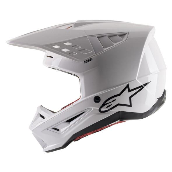Alpinestars Supertech M5 Helmet - Solid Colors
