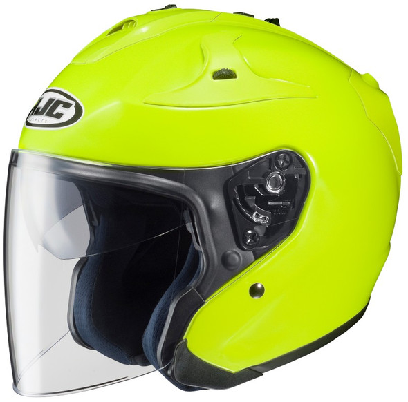 HJC FG-JET Helmet - Solid Colors