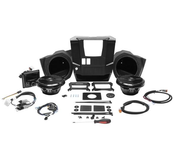 Rockford Fosgate Stereo kits for 15-17 Polaris Ranger models
