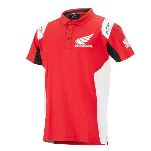 Alpinestars Shirt - Honda Polo