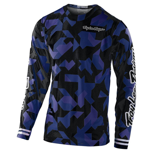 Troy Lee Designs GP Air Youth Jersey - Confetti