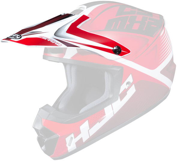 HJC CS-MX 2 Helmet Visor - Ellusion