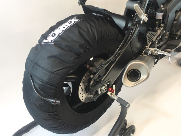 Vortex V3 Tire Warmers