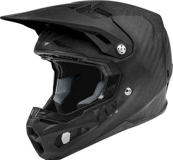 Fly Racing Formula Helmet - Carbon Vector
